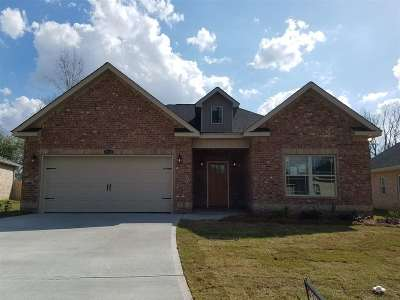 Warner Robins Single Family Home For Sale: 204 Logan's Mill Trail