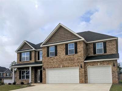 Bonaire Single Family Home For Sale: 812 Mathis Mill Drive