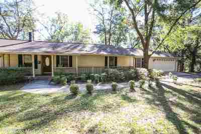 Perry Single Family Home For Sale: 204 Airport Road