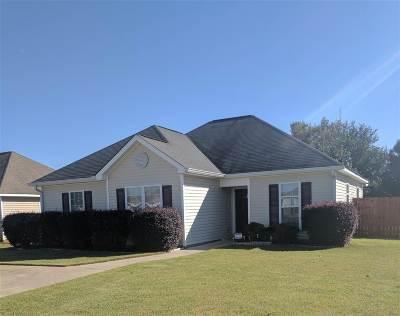 Warner Robins Single Family Home For Sale: 117 Stanton Circle