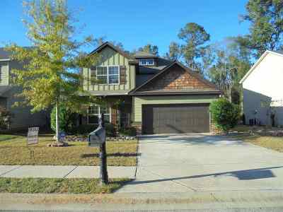 Kathleen Single Family Home For Sale: 102 Flowing Meadows Drive
