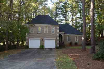 Macon Single Family Home For Sale: 218 River North Circle
