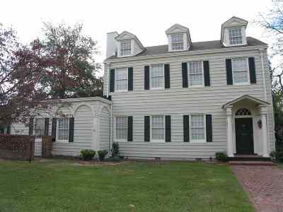 Macon Single Family Home For Sale: 2082 Vineville Avenue