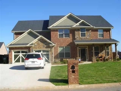 Warner Robins Single Family Home For Sale: 105 Cheshire Drive