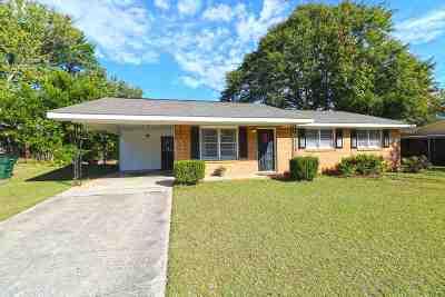 Warner Robins Single Family Home For Sale: 102 Trippi Terrace