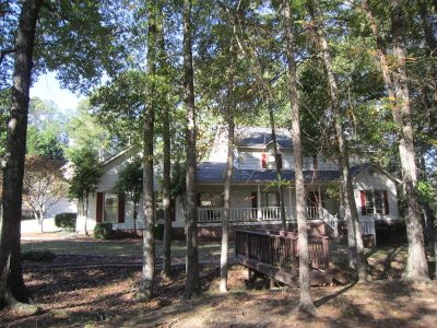 Macon Single Family Home For Sale: 301 Foster Road