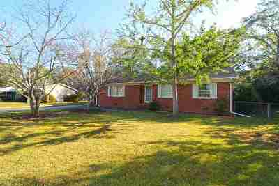 Perry Single Family Home For Sale: 924 Forest Avenue