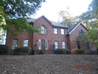 Macon Single Family Home For Sale: 113 Derby Lane