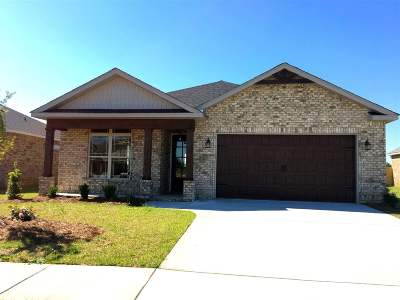 Perry Single Family Home For Sale: 111 Barnyard Way