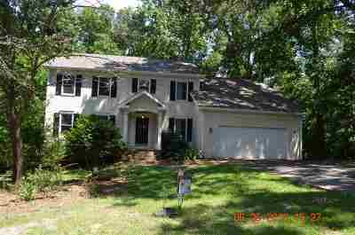 Warner Robins Single Family Home For Sale: 110 Shadowood Drive