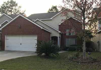Warner Robins Single Family Home For Sale: 173 Rolling Woods Circle