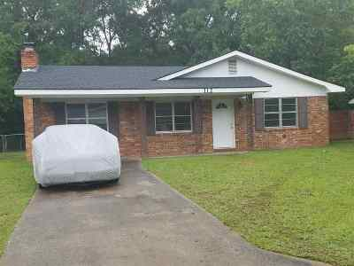 Warner Robins Single Family Home For Sale: 112 Briarwood Drive