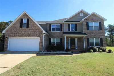 Warner Robins Single Family Home For Sale: 112 Arbor Creek