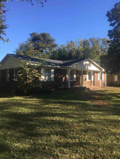 Warner Robins Single Family Home For Sale: 101 Windsor Drive