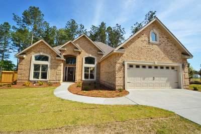 Kathleen Single Family Home For Sale: 102 Hawks Nest Drive