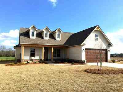 Perry Single Family Home For Sale: 110 Agricultural Lane