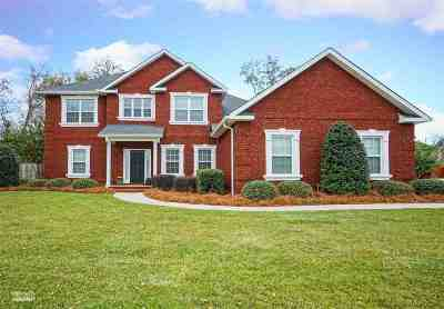 Warner Robins Single Family Home For Sale: 200 Northumberland Drive