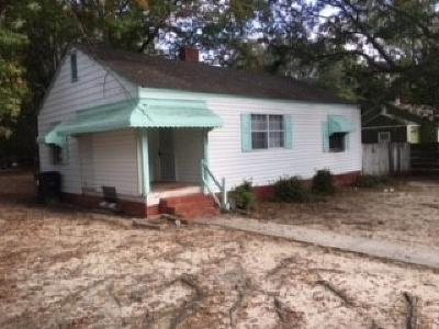 Warner Robins Single Family Home For Sale: 135 Vinson Drive