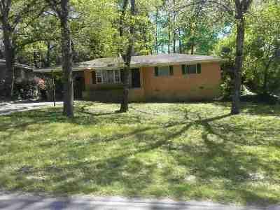 Warner Robins Rental For Rent: 609 Arrowhead Trail