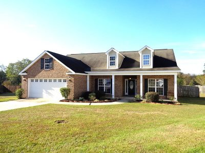 Bridlewood Single Family Home For Sale: 502 Brookhaven Drive