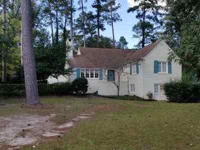 Macon Single Family Home For Sale: 862 Parkview Drive