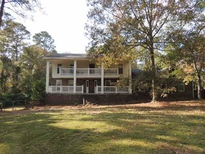 Macon Single Family Home For Sale: 39 Walker Circle