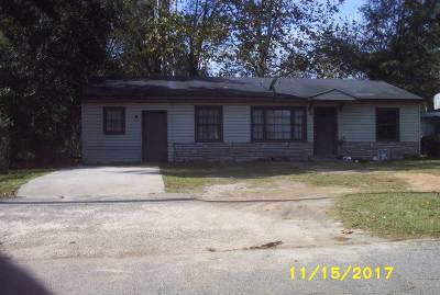 Warner Robins Single Family Home For Sale: 209 Johns Road