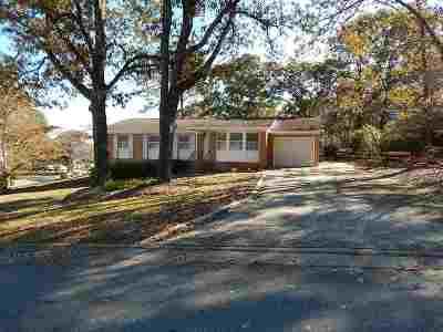 Warner Robins Single Family Home For Sale: 100 Shelia Drive