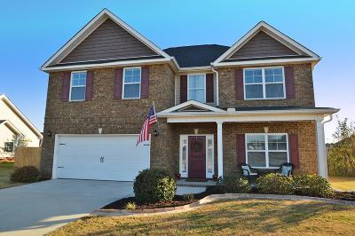Warner Robins Single Family Home For Sale: 101 Boquet Court