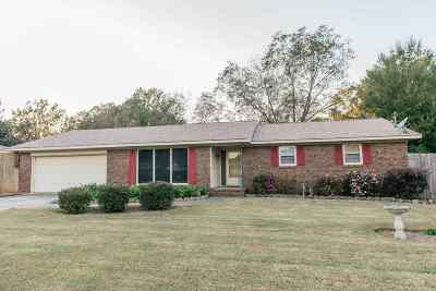 Warner Robins Single Family Home For Sale: 316 Emory Drive