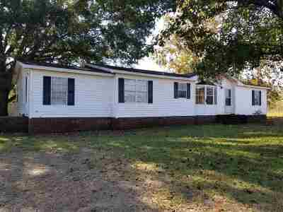 Perry Single Family Home For Sale: 106 Todd Road