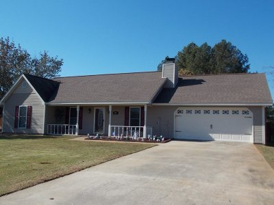 Warner Robins Single Family Home For Sale: 101 Settlers Trail