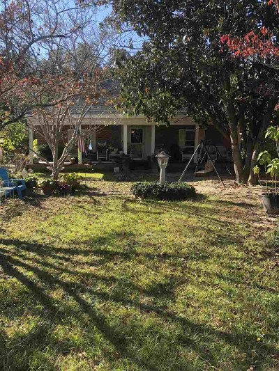 Kathleen Single Family Home For Sale: 369 Piney Grove Road