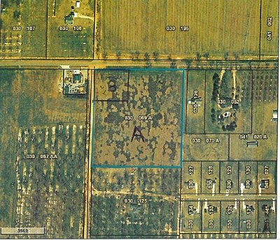 Peach County Residential Lots & Land For Sale: Hwy 96 Miami Valley Rd - 12.36 Acres
