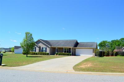 Kathleen Single Family Home For Sale: 104 Lonesome Doe Circle