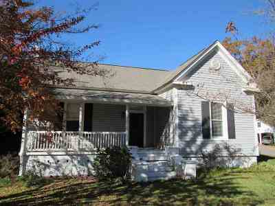 Perry Single Family Home For Sale: 1311 Swift Street