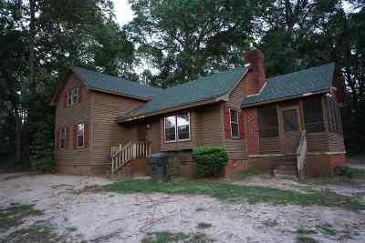 Kathleen Single Family Home For Sale: 1236 Hwy 96