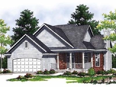 Warner Robins Single Family Home For Sale: 413 Hunts Landing Drive