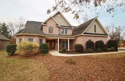 Perry Single Family Home For Sale: 204 Silvercreek Ln