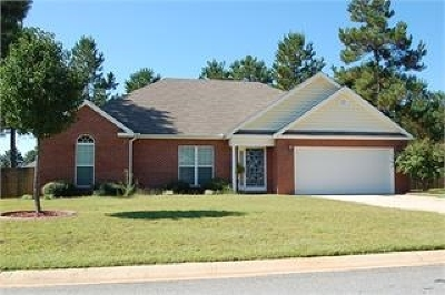 Kathleen Single Family Home For Sale: 207 Wingfield Way