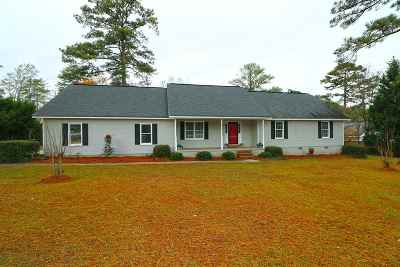 Perry Single Family Home For Sale: 207 Hwy 41 Circle