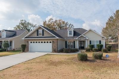Kathleen Single Family Home For Sale: 103 Boulder Creek Road
