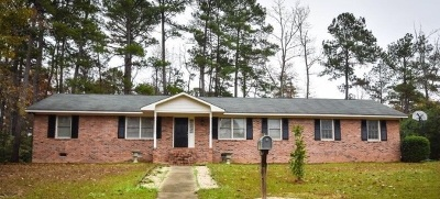 Macon Single Family Home For Sale: 798 Springdale Woods Drive
