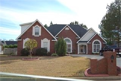 Warner Robins Single Family Home For Sale: 207 Estates Way