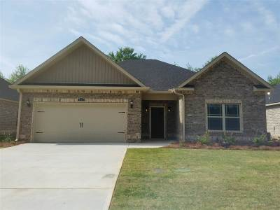 Warner Robins GA Single Family Home For Sale: $178,500
