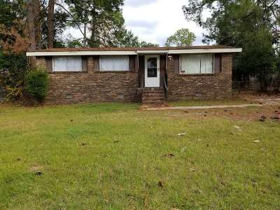 Bonaire Single Family Home For Sale: 616 Cedarwood Drive