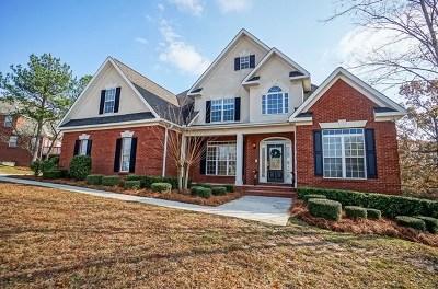 Macon Single Family Home For Sale: 177 McClain Circle