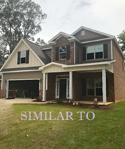 Warner Robins Single Family Home For Sale: 117 Legacy Ct