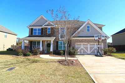 Warner Robins Single Family Home For Sale: 426 Post Oak Way