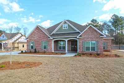 Bibb County, Crawford County, Houston County, Peach County Single Family Home For Sale: 210 Woodland Boulevard